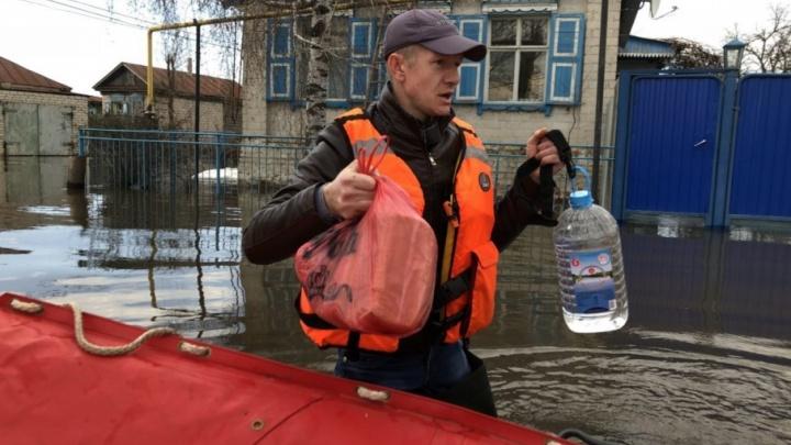 Две реки Волгоградской области грозят новой волной наводнения