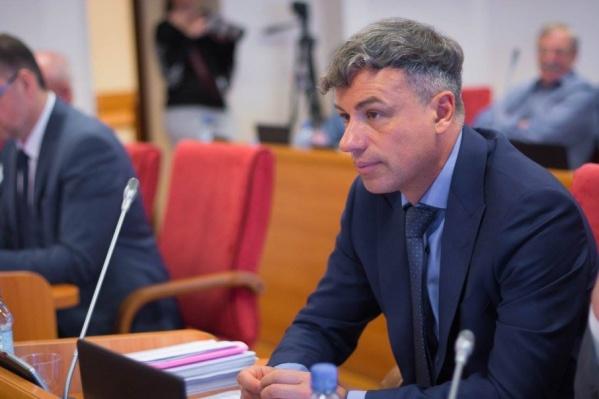 Владимир Денисов снова стал членом «Единой России»