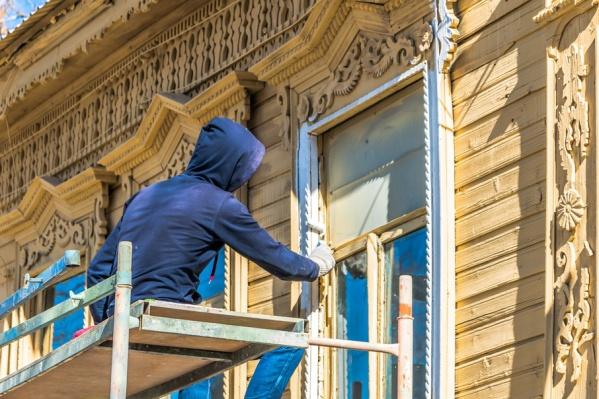 В Самаре решили регулировать окраску фасадов