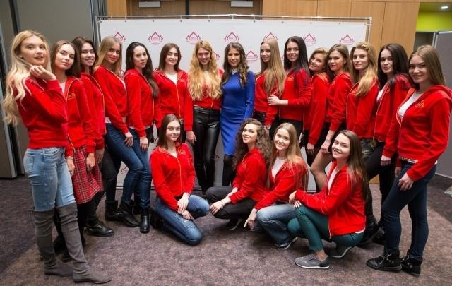 Поддержите тюменскую красавицу: на сайте «Мисс Россия» открылось голосование за участниц
