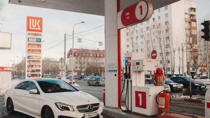 АЗС «ЛУКОЙЛ» внедряет моментальный способ оплаты топлива: удобно и быстро