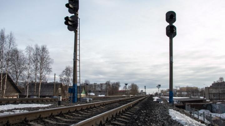 В декабре у поезда Архангельск — Карпогоры появится дополнительная остановка