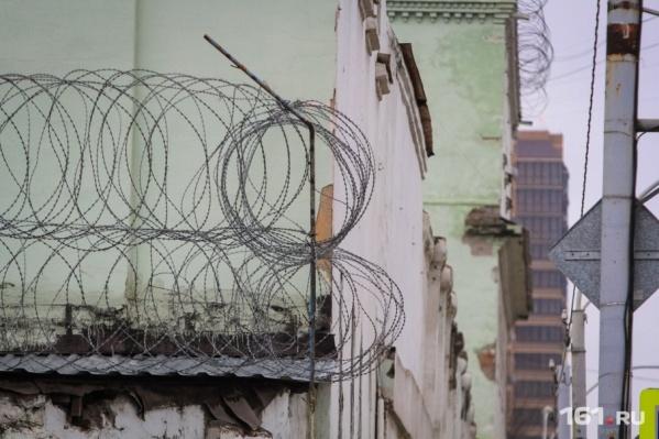 Вора поместили в изолятор временного содержания