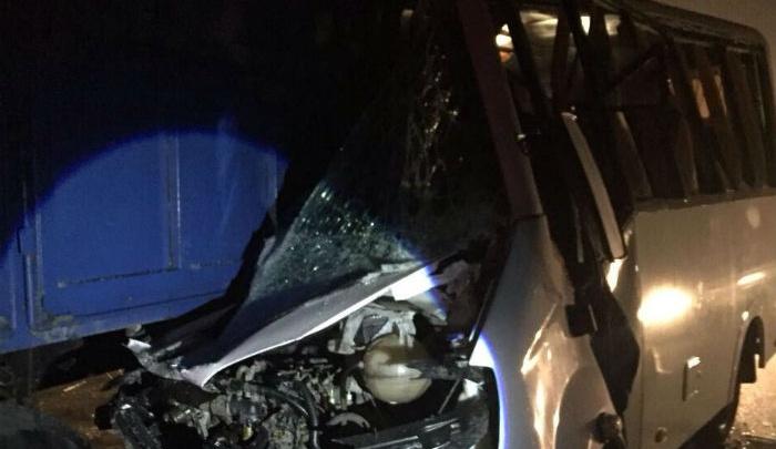 Водитель «Газели», в которой погибли пять пассажиров, отказался от госпитализации