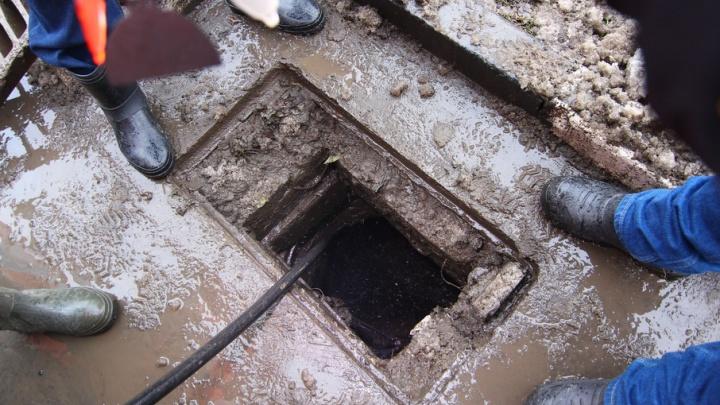 Из дождевой канализации Самары изъяли 110 тонн отходов и грязи