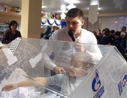 Сеть АЗС «Газпром» завершила акцию «Розыгрыш сертификатов»