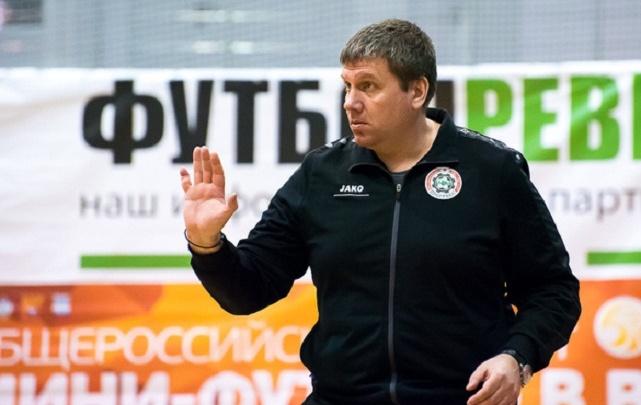 Тренерский штаб МФК «Тюмень» возглавит Игорь Путилов