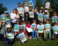 Златоустовские энергетики провели уроки в детских лагерях