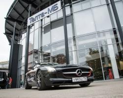 Всех владельцев Mercedes-Benz ждут подарки