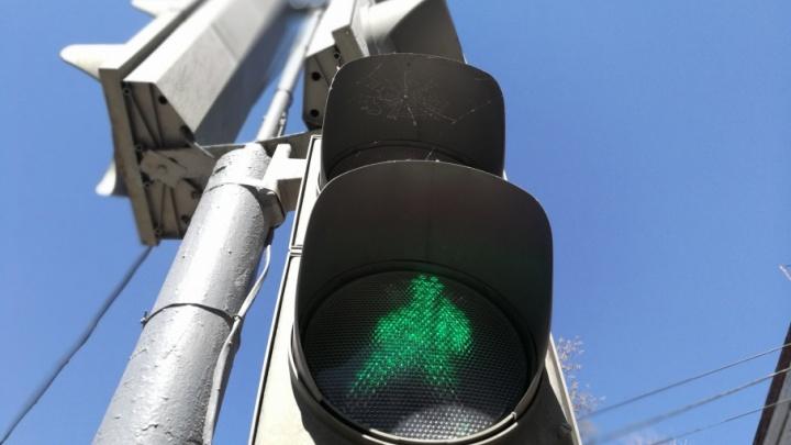 В Волгограде на Нулевую Продольную приедут новые светофоры