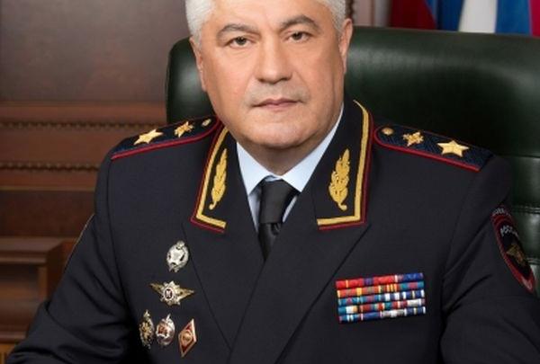 В Волгоград прибывает министр внутренних дел России Владимир Колокольцев