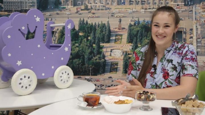 Бизнес в декрете: молодая мама из Челябинска создаёт ушастую мебель и коляски-ходунки для детей