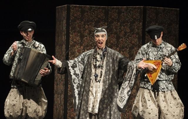Пермский «Театр-Театр» представит водевиль «На всякого мудреца...» на конкурс «Золотая маска»