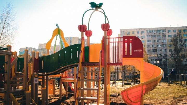 В Ростове на Северном обустроят новый сквер