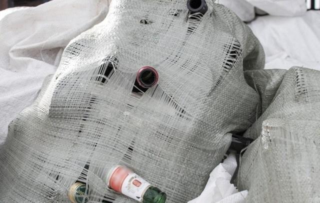 Похитителя алкоголя из магазина в Архангельске поймали по горячим следам