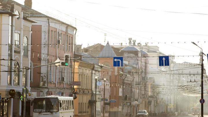 Город без людей: как выглядит Ярославль в пять утра