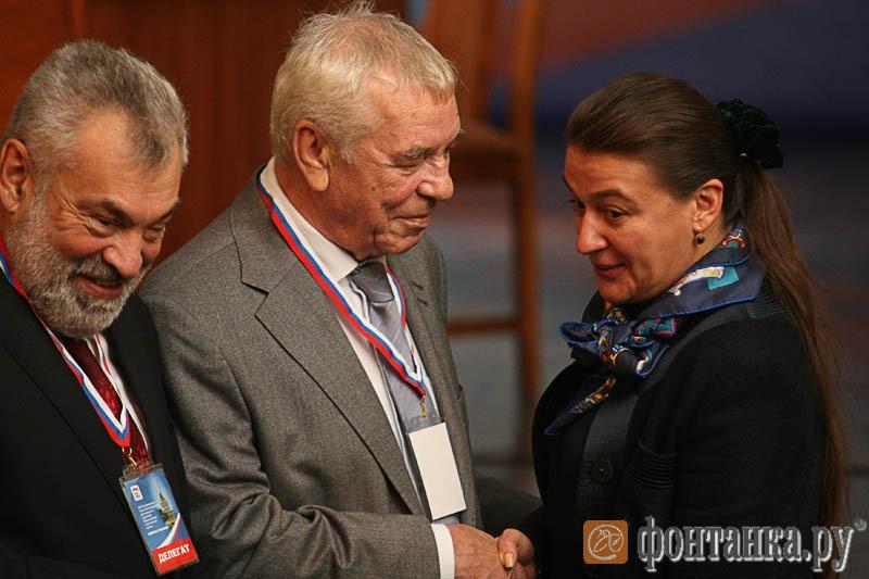 Игорь Риммер, Аркадий Крамарев и Анастасия Мельникова