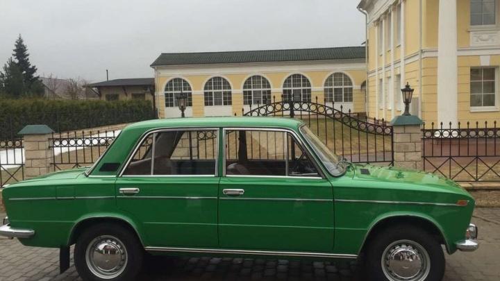 Жительница Тольятти выставила на продажу ВАЗ-2103 по цене люксовой иномарки