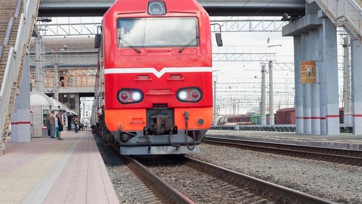 Казахстан отменит поезда до Челябинской области