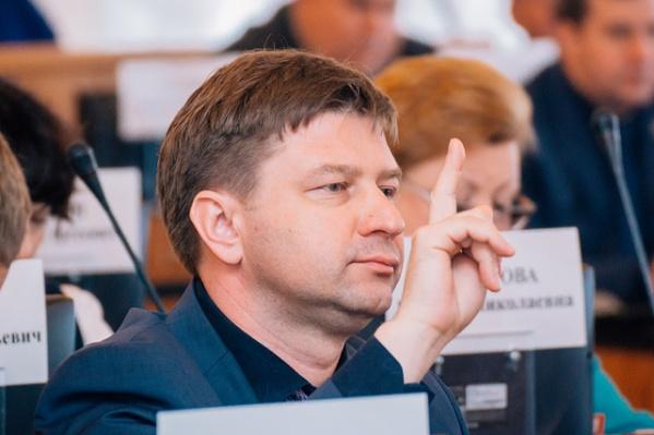 Олег Ненилин – экс-директор Фонда