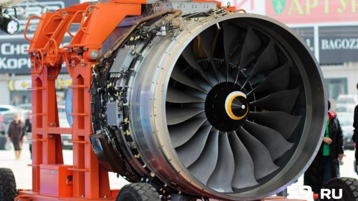 От ракетного двигателя до паровоза: смотрим экспонаты пермского инженерно-промышленного форума