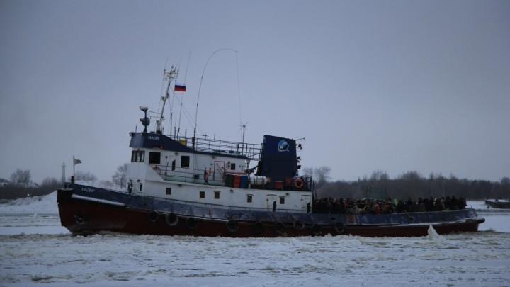 На помощь буксирам, соединяющим островные территории с Архангельском, могут прийти новые суда