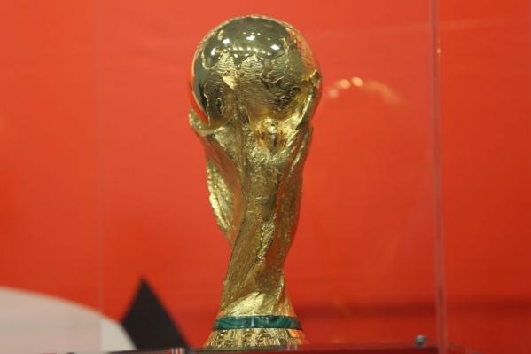Сегодня Кубок презентовали в музее «Россия — моя история»