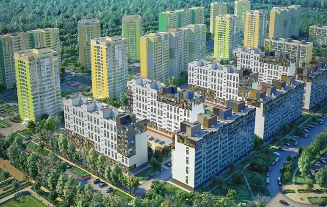 В жилом районе «Преображенский» начинают строительство социальной инфраструктуры