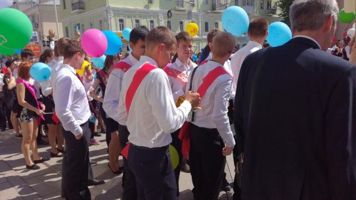 В Самарской области запретят продажу алкоголя во время выпускных вечеров
