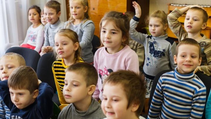 В Волгограде праздник ко Дню защиты детей переселили поближе к стадиону