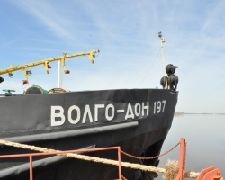 «Азот» открыл летнюю навигацию