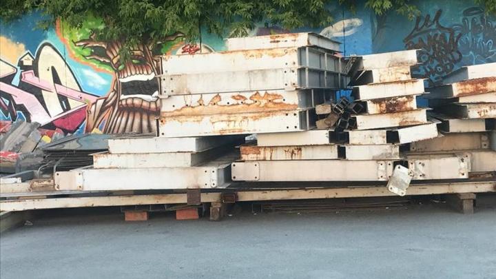 Челябинску вкатили колёса: второй высотный аттракцион сделают к осени