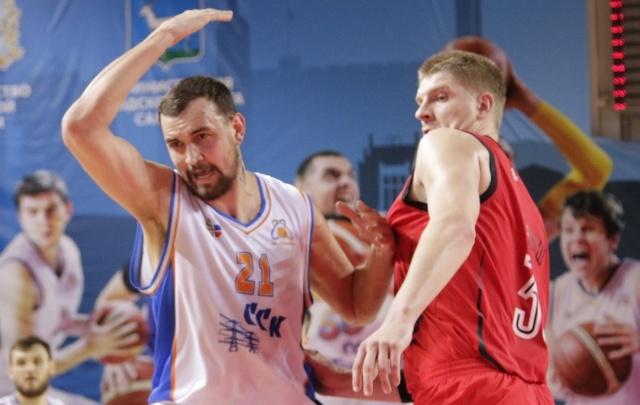 Баскетбольный клуб «Самара» выбыл из чемпионата Суперлиги