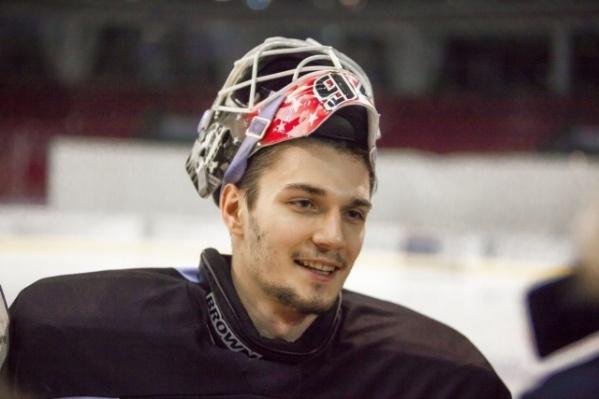 В минувшем сезоне Василий Демченко в составе основной сборной стал обладателем Кубка Карьяла