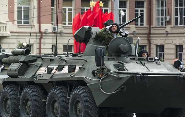 В честь Дня Победы в Ростове пройдут 400 праздничных мероприятий