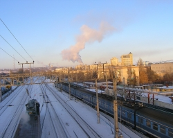 Волгоградский регион Приволжской железной дороги готов к работе зимой