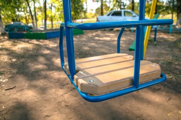 Попасть на территорию детского сада незнакомцам не составляло труда