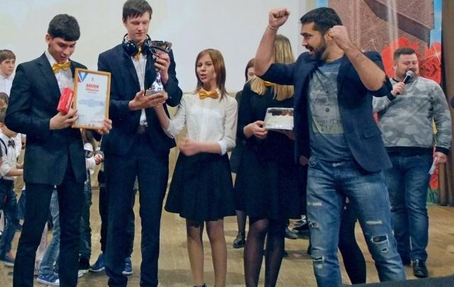 В Волгограде прошел экологический фестиваль КВН среди школьников