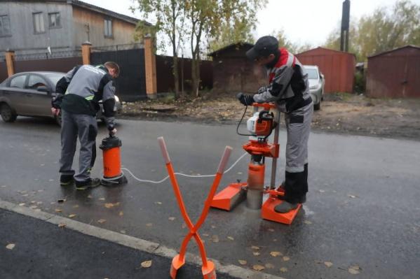 В столице Поморья проверяют качество ремонтов дорог