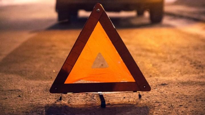 Сотрудники ГИБДД нашли водителя, сбившего насмерть пешехода на трассе Тюмень — Ханты-Мансийск