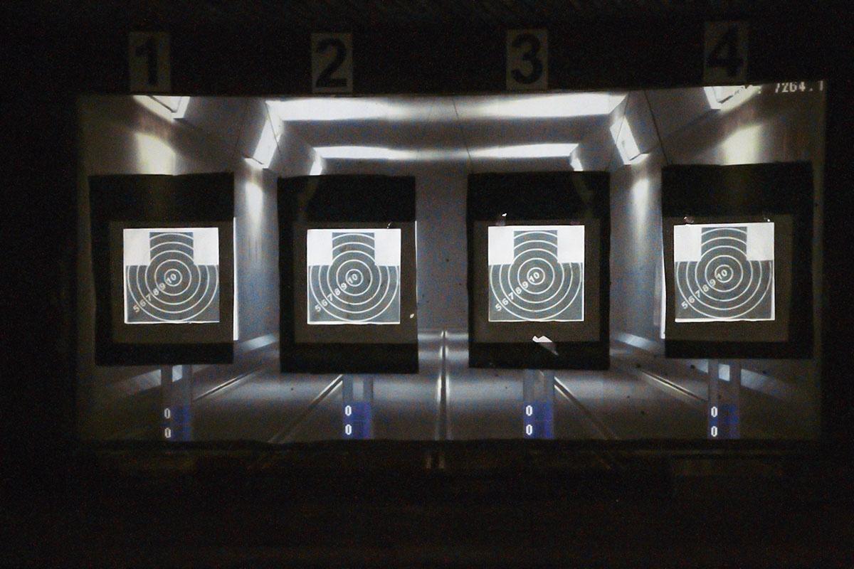Сейчас при дворце спорта «Динамо» есть интерактивный тир. Еще один такой появится и в новом здании