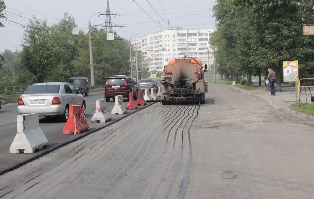 «Народный контроль» оценил работу дорожников на улице Новороссийской