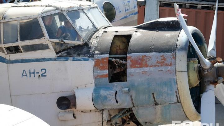 Забраться в кабины и почувствовать себя пилотом: фоторепортаж из пермского музея авиации