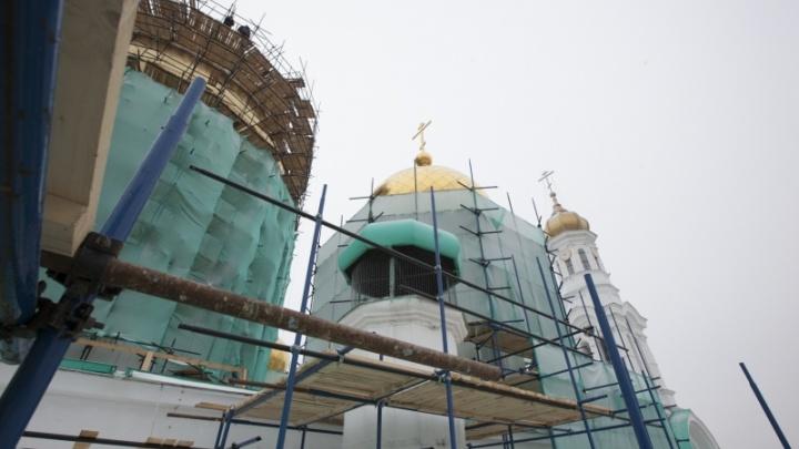 Кафедральный собор в Ростове могут открыть до конца года: митрополит Меркурий рассказал о реставрации