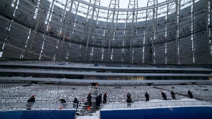 Запас прочности: эксперты проверили опорные конструкции стадиона «Самара Арена»
