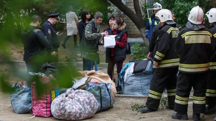 Взрыв дома на Университетском проспекте Волгограда: хроника событий