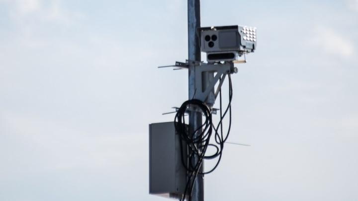До конца года камеры ГИБДД установят на девяти тюменских перекрестках: публикуем карту