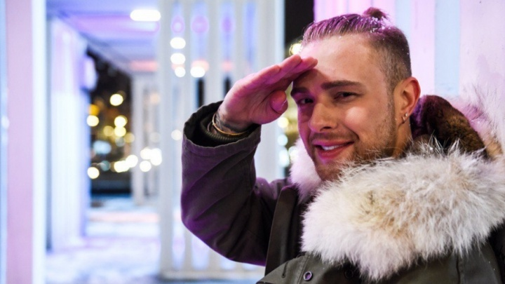 Егор Крид на 8 Марта покатает ярославцев на лимузине