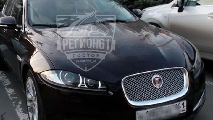 «Ягуар», который приписали ростовскому священнику, принадлежит девушке