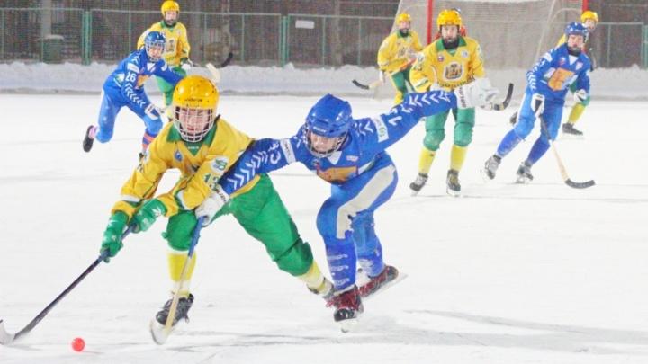 Воспитанники «Водника» не прошли в финал первенства России
